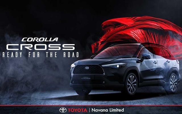 Navana brings Toyota's all-new Corolla Cross SUV to Bangladesh